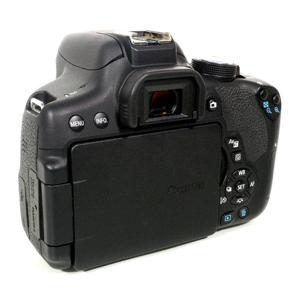 Canon デジタル一眼レフカメラ EOS Kiss X8i ボディ 2420万画素 EOSKISSX8I 2