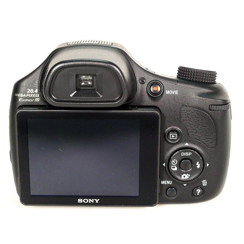 極上中古デジカメ SONY デジタルカメラ Cyber-shot HX300 2110万画素 光学50倍 DSC-HX300-B 液晶