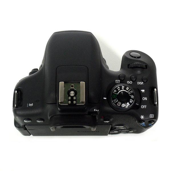 Canon デジタル一眼レフカメラ EOS Kiss X8i ボディ 2420万画素 EOSKISSX8I 4