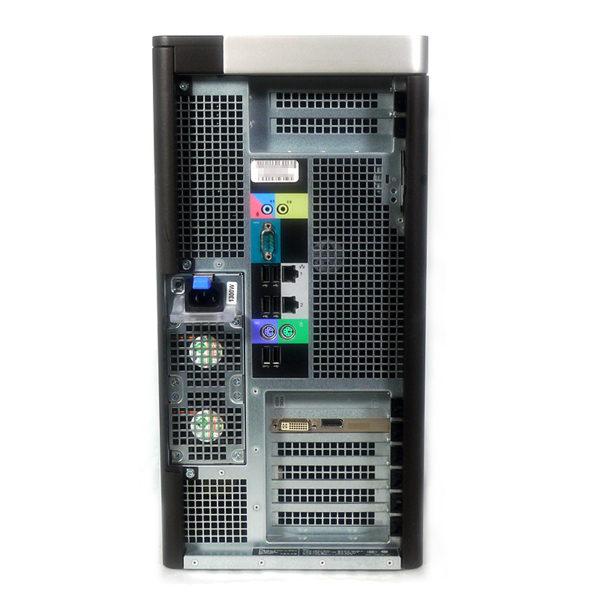 DELL Precision T7600 8コア×2 Xeon 3.1 GHz 後部