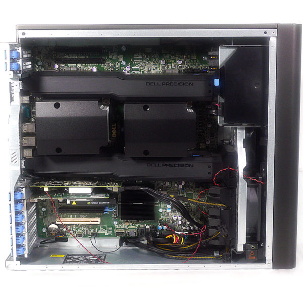 DELL Precision T7600 8コア×2 Xeon 3.1 GHz 内部