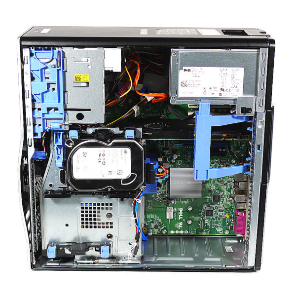 DELL Precision T3500 6コア Xeon 3.46 GHz 内部