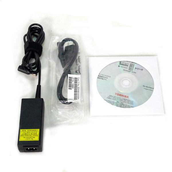 東芝 dynabook R73/U PR73UBAA137AD81 付属品