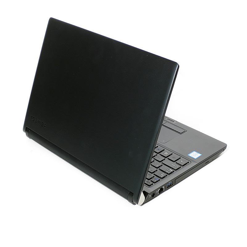 極上中古ノートパソコン 東芝 dynabook R73/D PR73DFAADRBQD11 背面