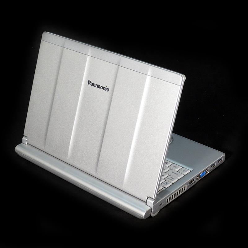 中古ノートパソコン パナソニック Let's note CF-NX2シリーズ CF-NX2AFRCS 背面