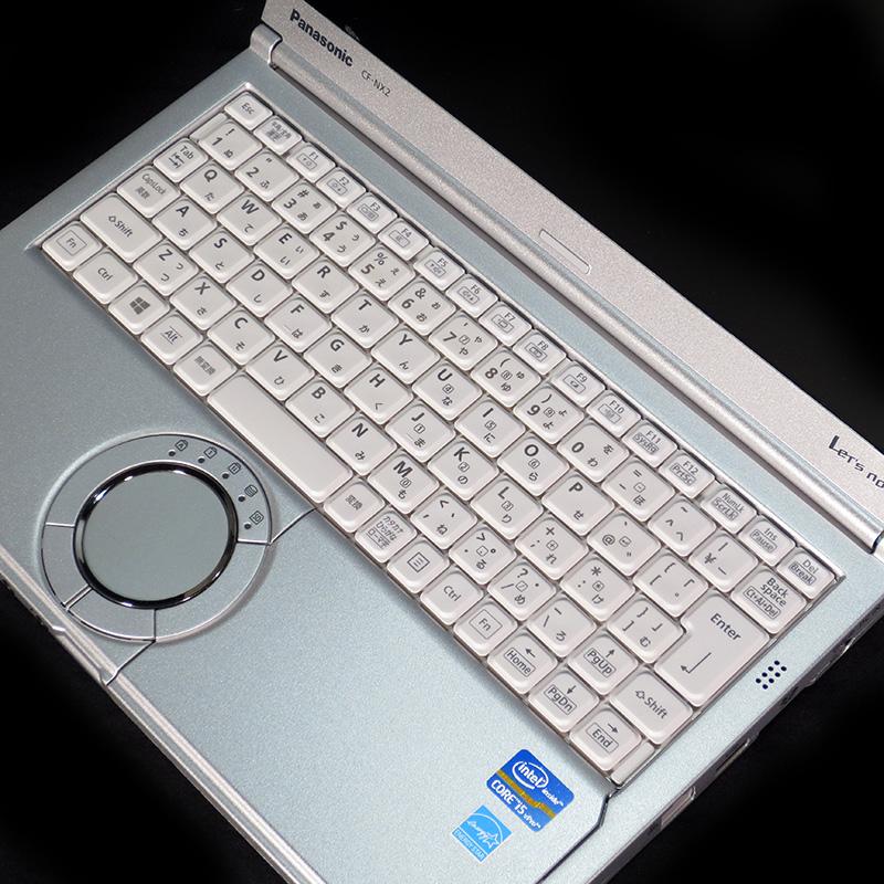 中古ノートパソコン パナソニック Let's note CF-NX2シリーズ CF-NX2AFRCS キーボード