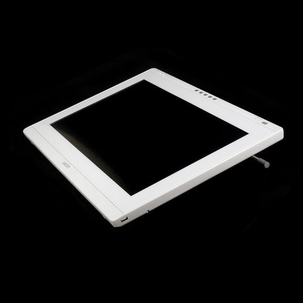 Wacom 21.5型ワイド ペンタブレット DTK-2241/L 斜め