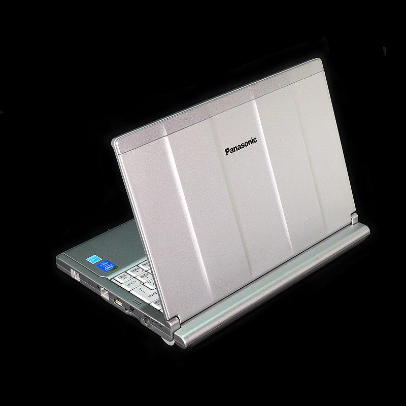 中古ノートパソコン パナソニック Let's note(レッツノート) NX3シリーズ CF-NX3JDHCS 背面