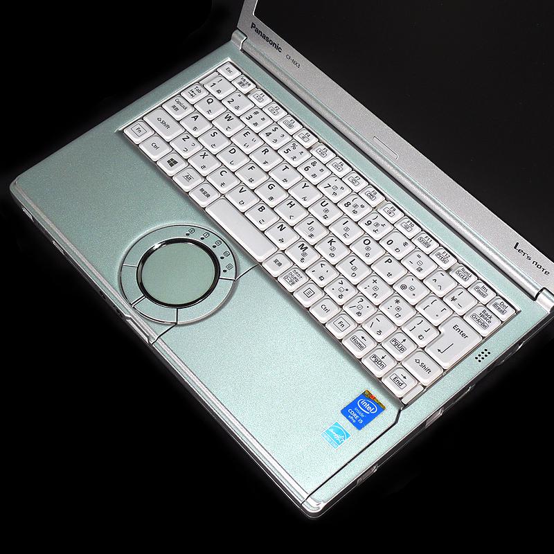 中古ノートパソコン パナソニック Let's note(レッツノート) NX3シリーズ CF-NX3JDHCS キーボード