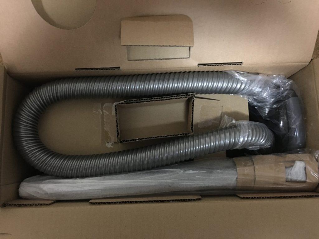 東芝 サイクロン式クリーナー トルネオ ミニ VC-C6 開梱