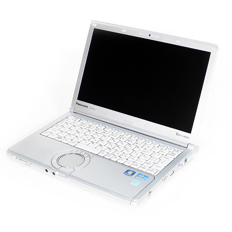中古ノートパソコン パナソニック Let's note CF-NX2シリーズ CF-NX2JDHYS