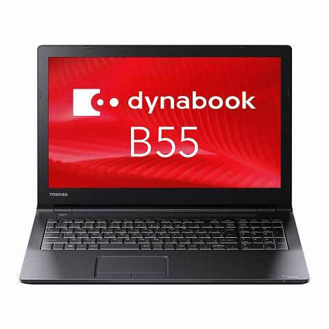 未使用ノートパソコン 東芝 dynabook Satellite B55/A PB55AEAD1RDAD81
