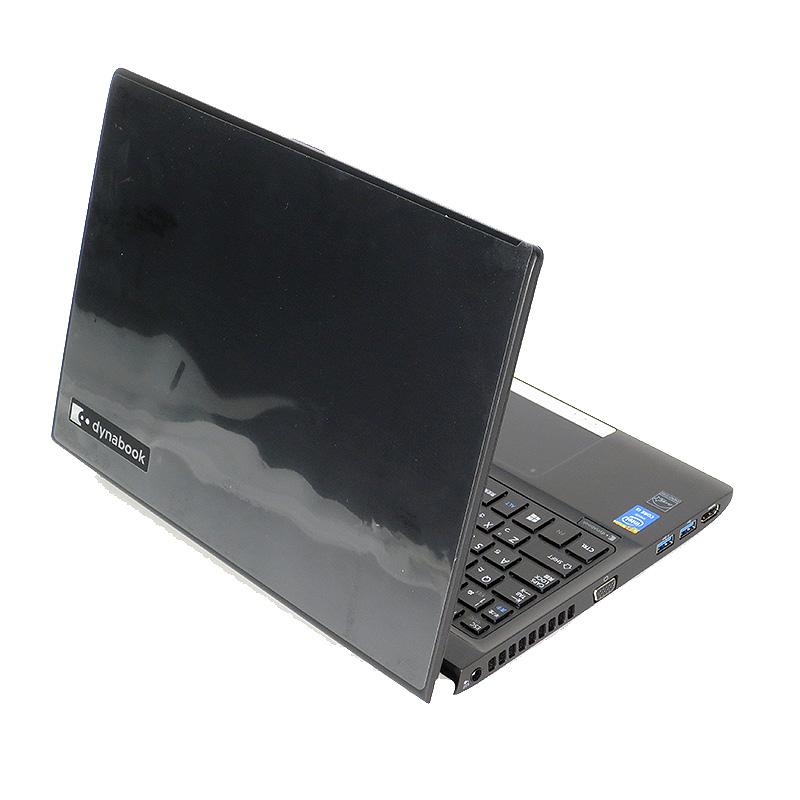 極上中古ノートパソコン 東芝 dynabook R734/M PR734MAF637AD71 背面